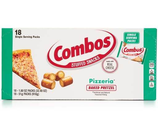 Boxed.com Combos Snack Pack