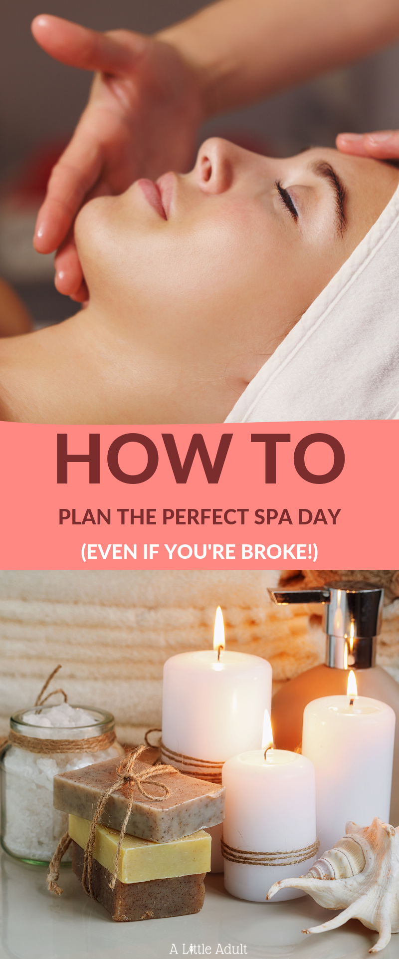 How to Plan the Perfect Spa Day-- Even If You're Broke