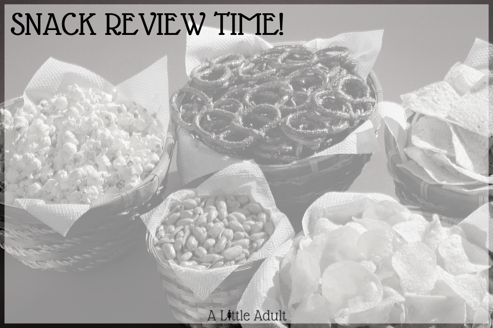 Snack Review Time
